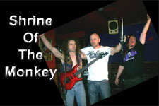 Artist - Shrine Of The Monkey