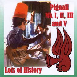 Lots of History cover.
