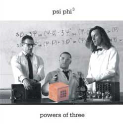 Powers Of Three Cover
